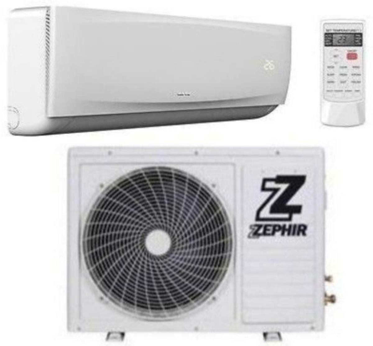 Split airco Zephir 12000 Btu kopen