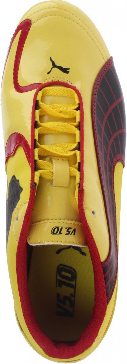Puma V5.10 I Fg Chaussures De Football Hommes Jaunes 9ivEUoLMqc