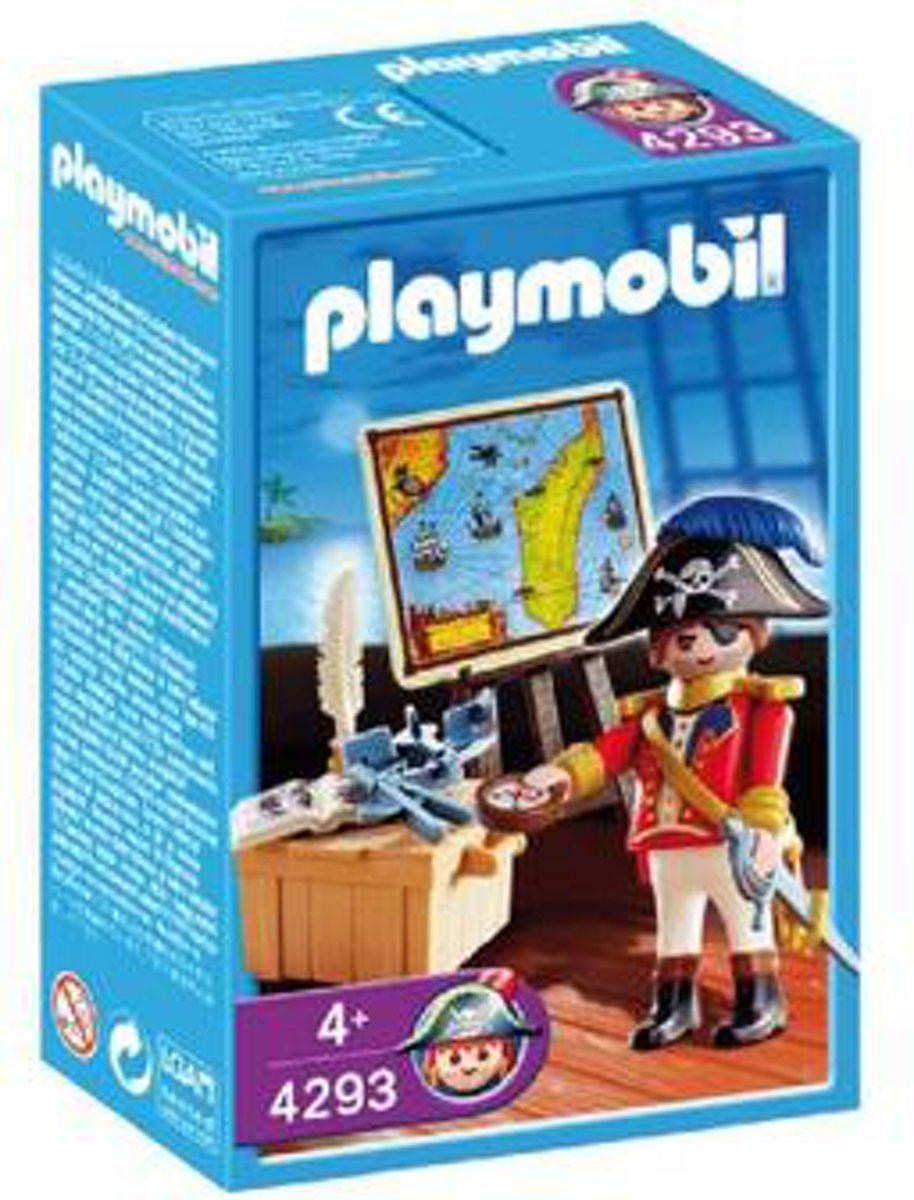 Playmobil Piratenkapitein - 4293