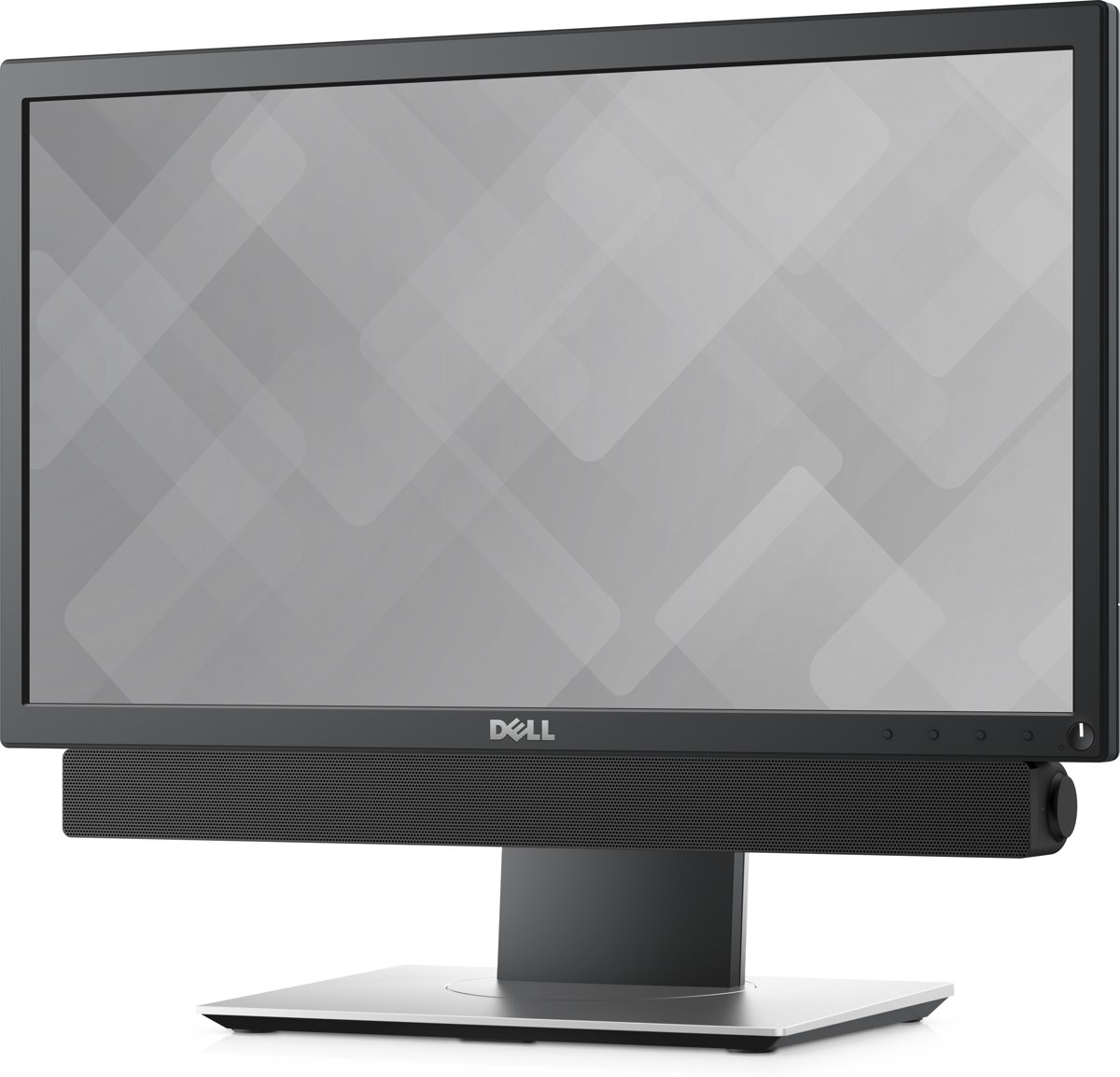 DELL P2018H 19.5'' HD+ LED Mat Flat Zwart computer monitor