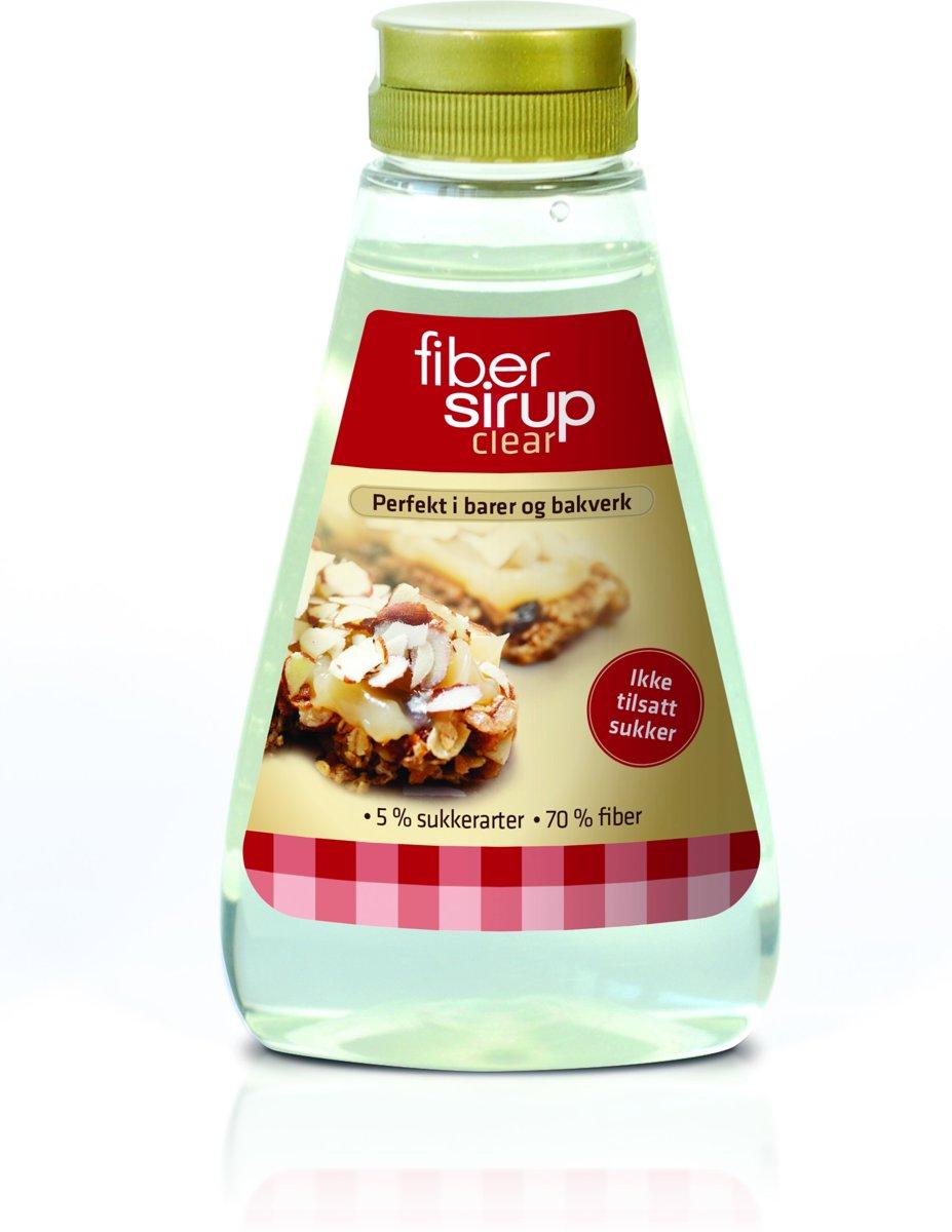 Sukrin Fiber Syrup - 450 gram - Clear kopen