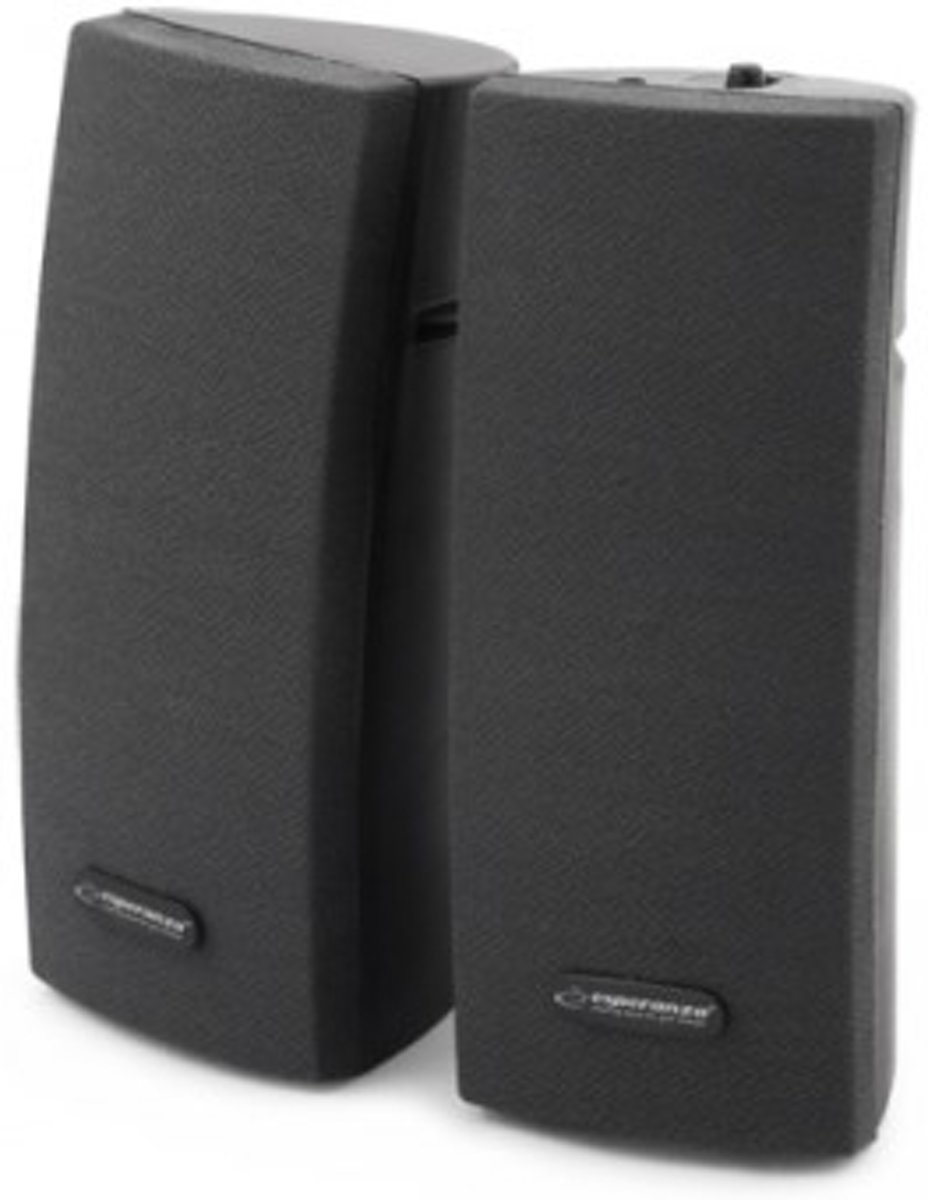 Esperanza USB Stereo Speakers 2.0 Alto kopen