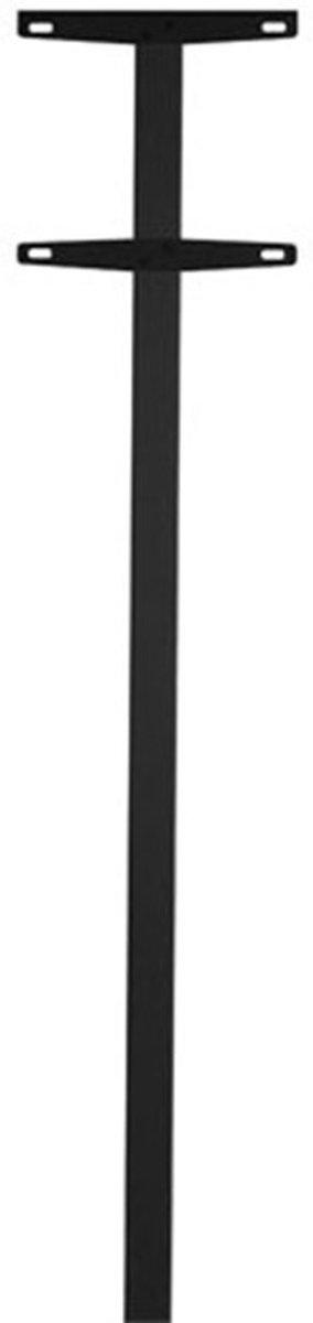 Allux Brievenbus Allux 1003 - Zwart