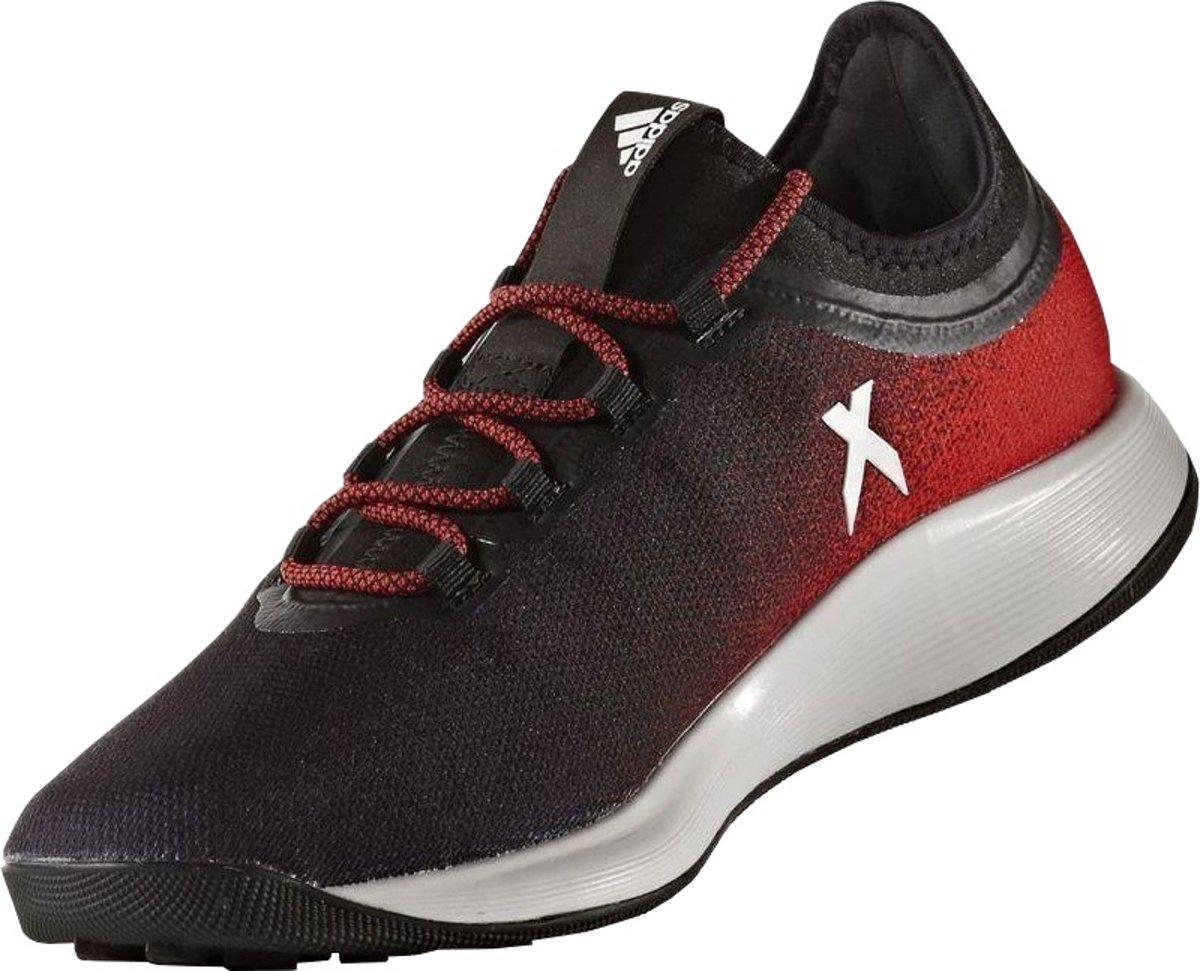 Adidas Tango Salle De Football X 16,2 Tr Masculin Noir / Rouge