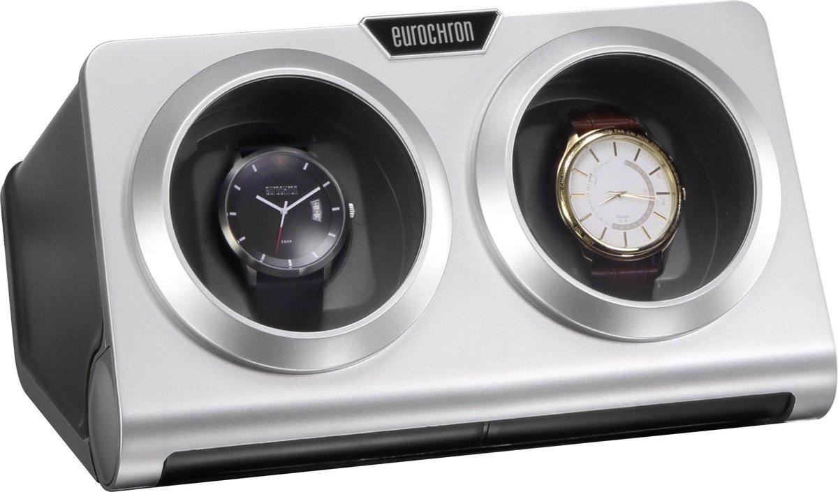 Horlogeopwinder voor twee horloges Eurochron 1544544 kopen