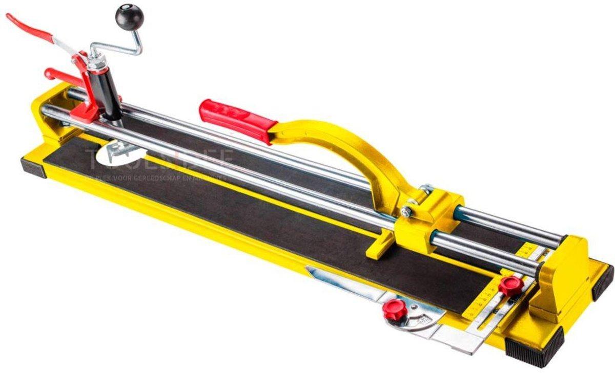 TOPEX Tegelsnijder 650 mm met Gatensnijder kopen