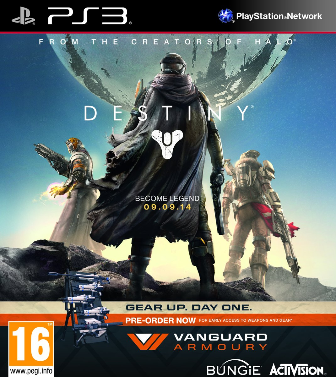 Destiny - Vanguard Edition - PS3 kopen