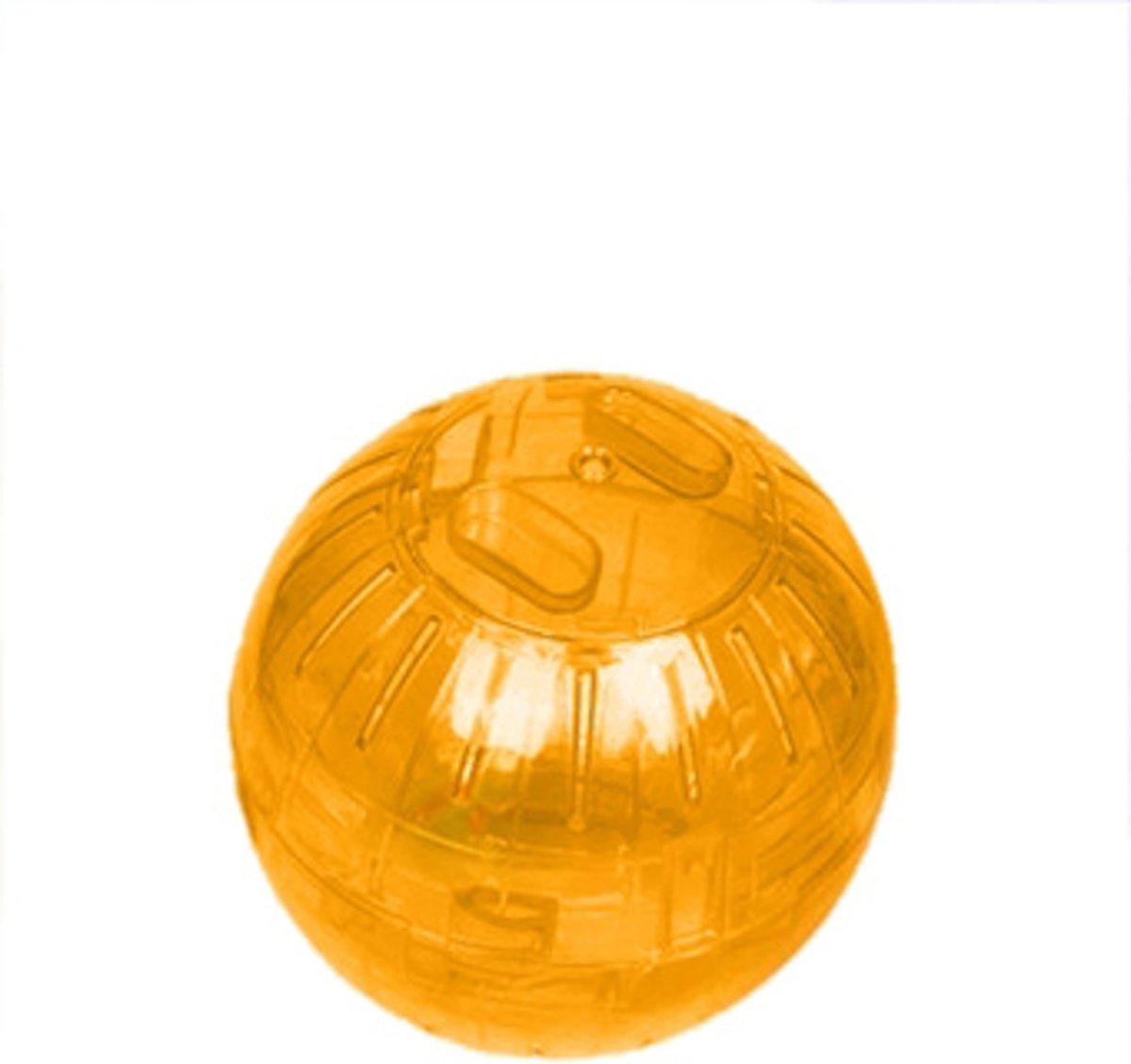 Nobby Bal Knaagdierenspeelgoed - Oranje