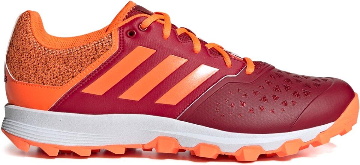 Adidas FlexCloud Hockeyschoenen Outdoor schoenen rood donker 44 23