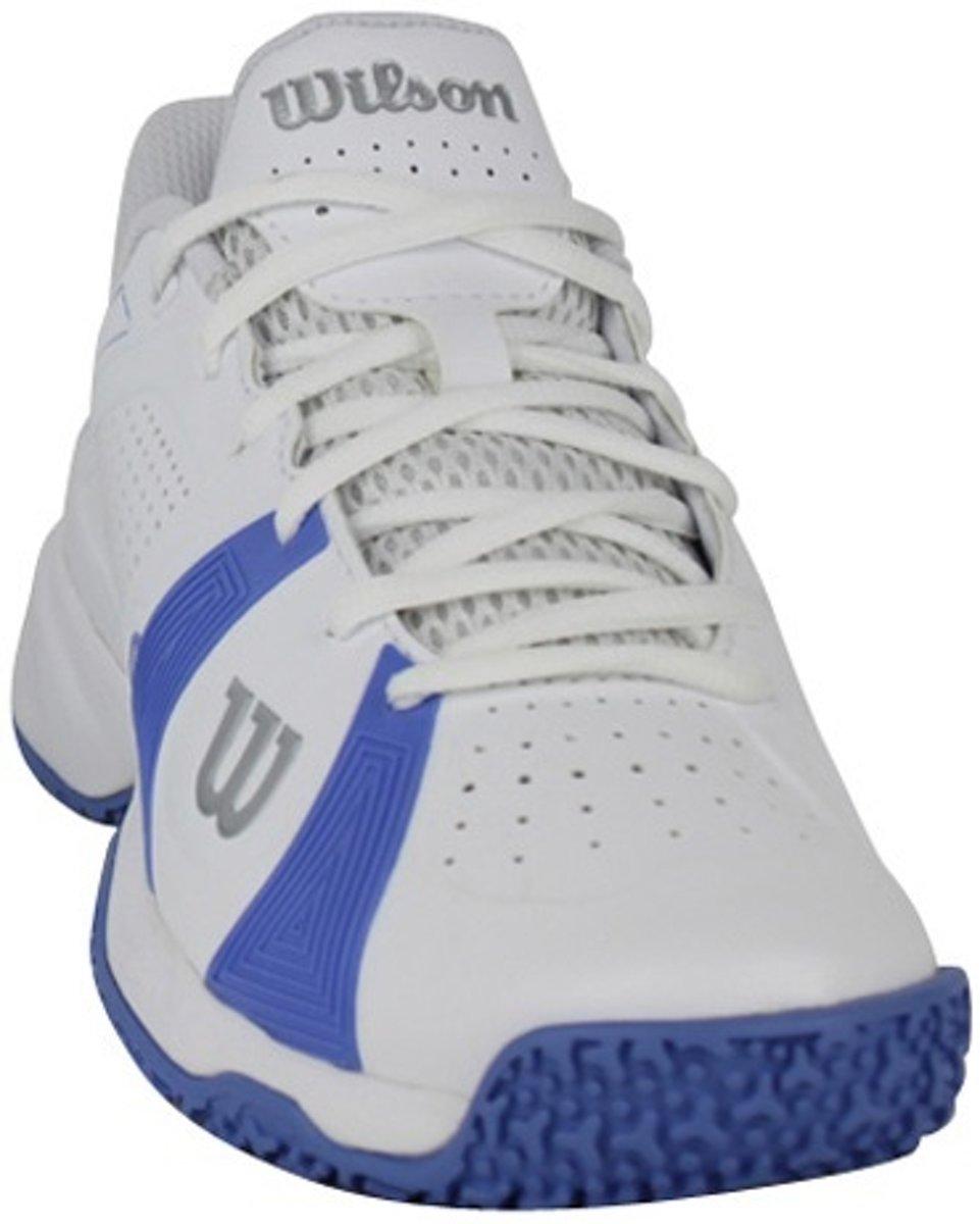 Chaussures De Tennis Wilson Femmes Rush Sport Blanc / Violet Taille 41 1/3 DS3ZZY