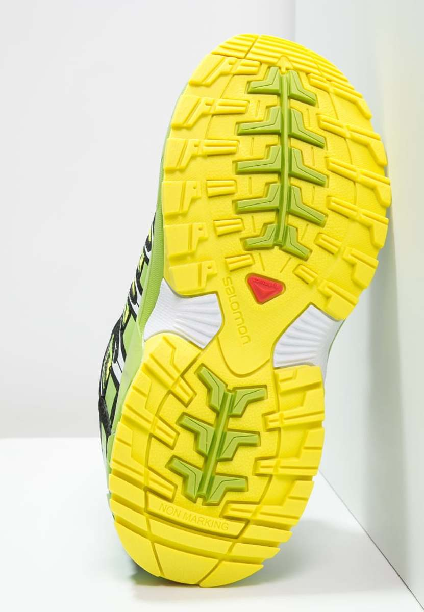 Salomon XA Pro 3D Schoenen geelzwart Schoenmaat 37