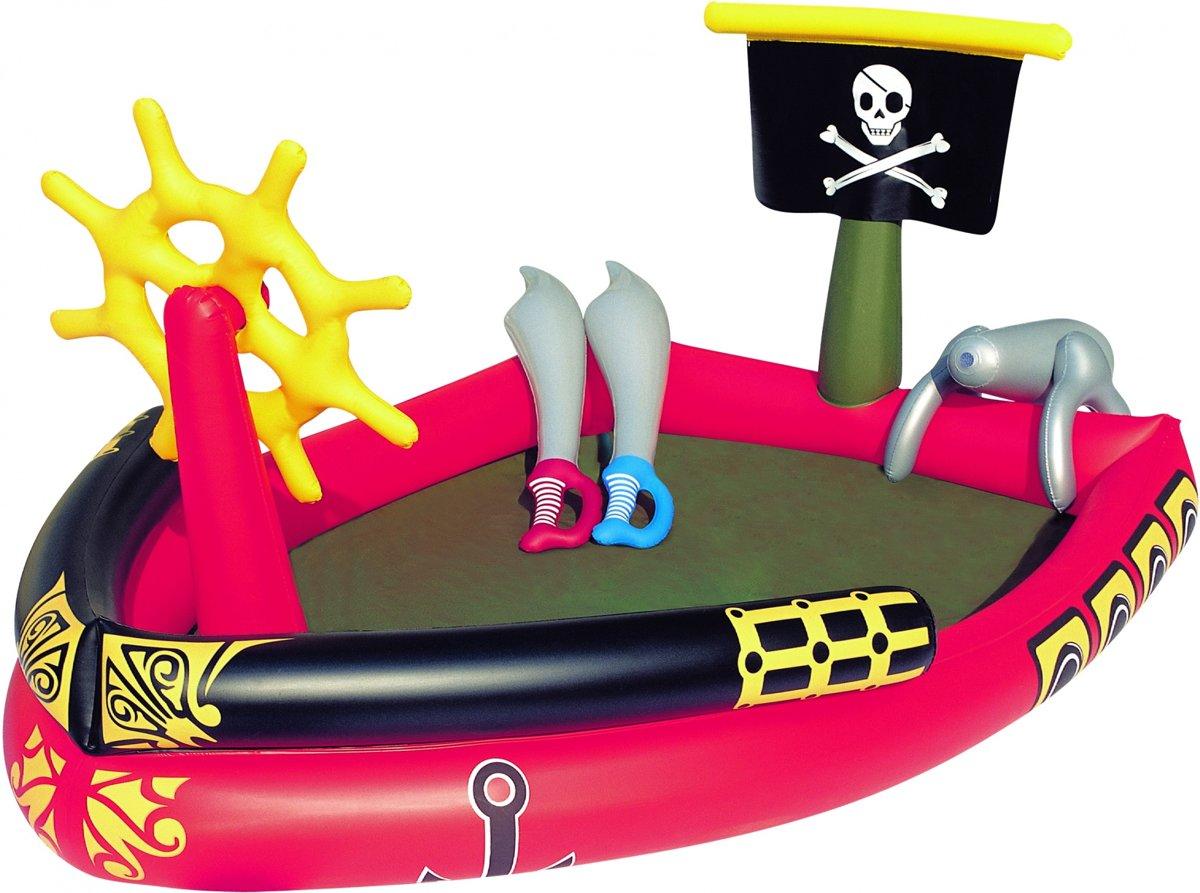 Bestway Piraten Zwembad 1.90m x 1.40m x 96cm