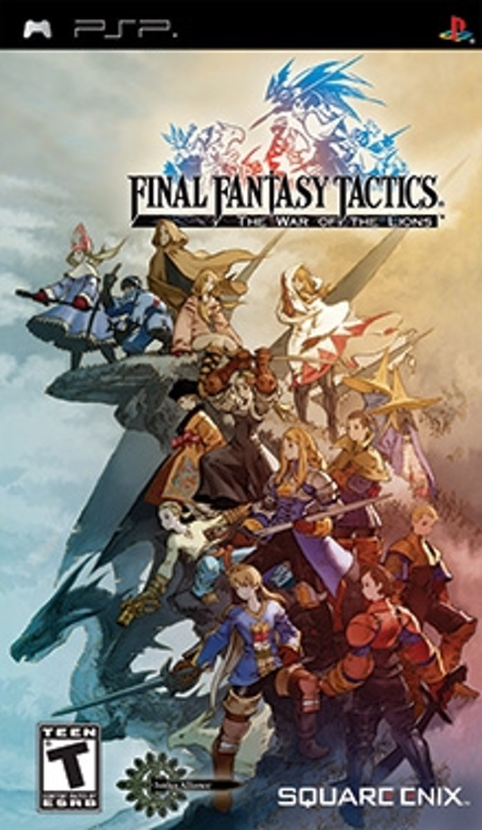 Square Enix Final Fantasy Tactics: The War Of The Lions PlayStation Portable (PSP) video-game kopen