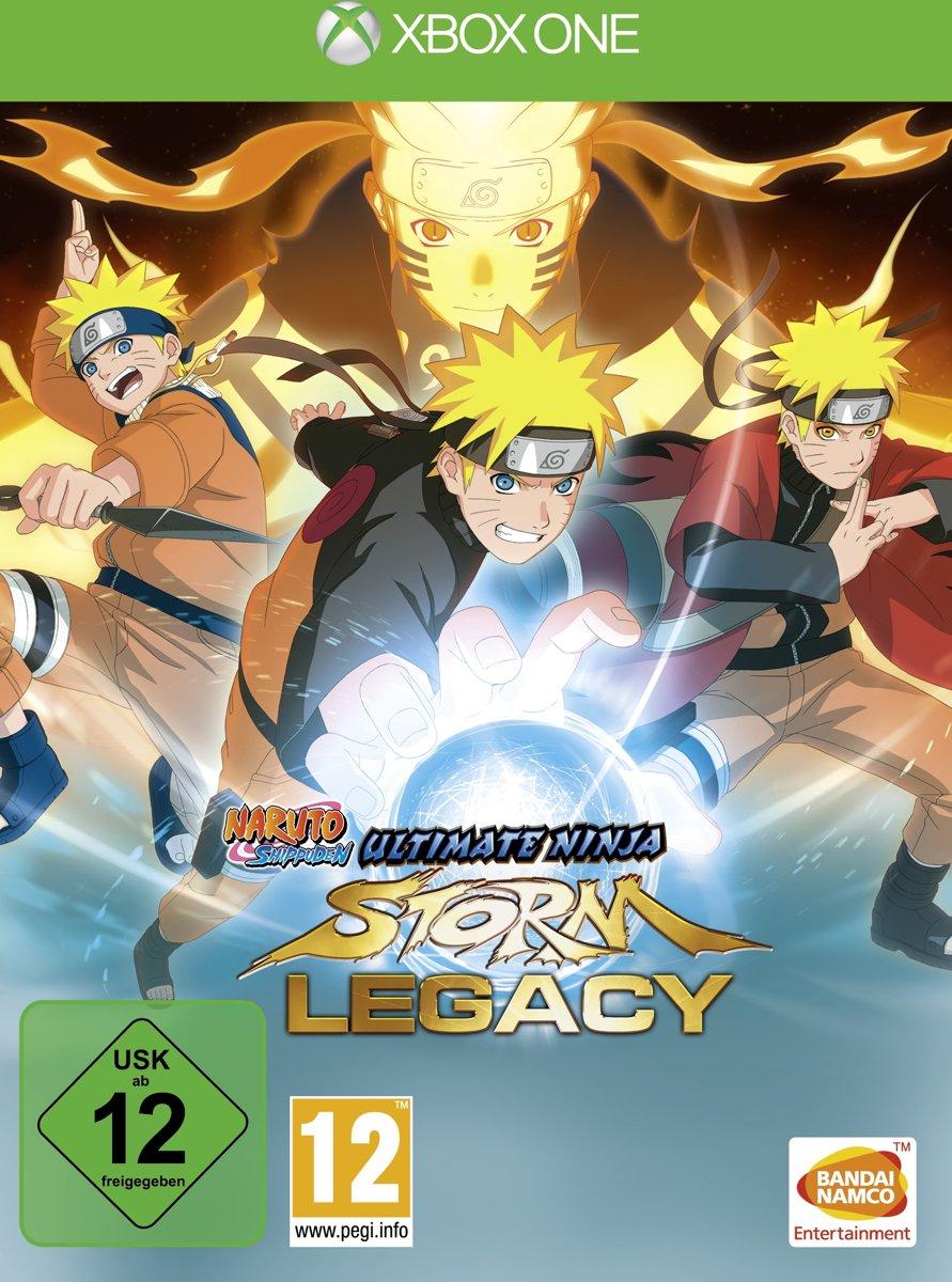 Naruto Shippuden: Ultimate Ninja Storm - Legacy Xbox One