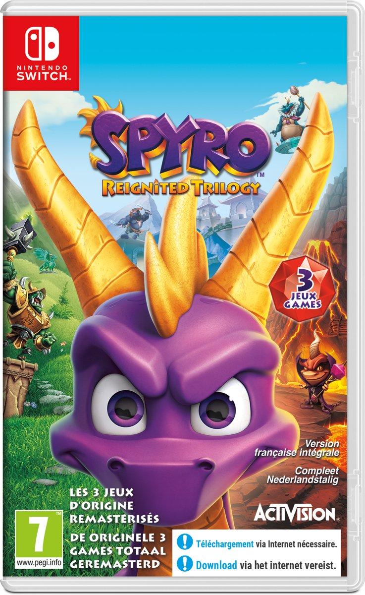 Spyro: Reignited Trilogy Switch