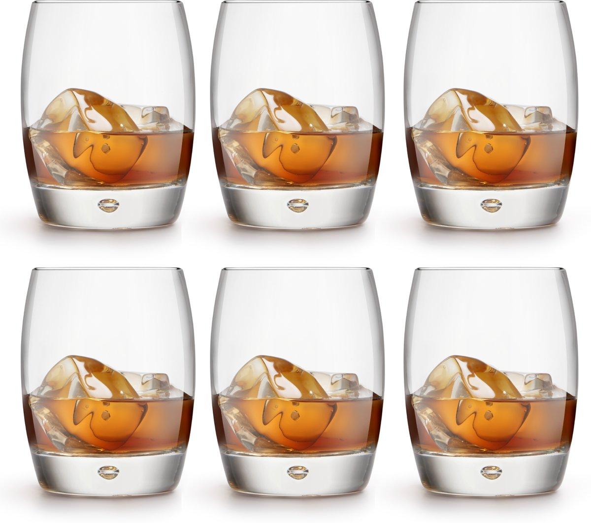 Libbey Whiskyglas – Gles – 36 cl / 360 ml - 6 stuks - hoge kwaliteit - vaatwasserbestendig kopen