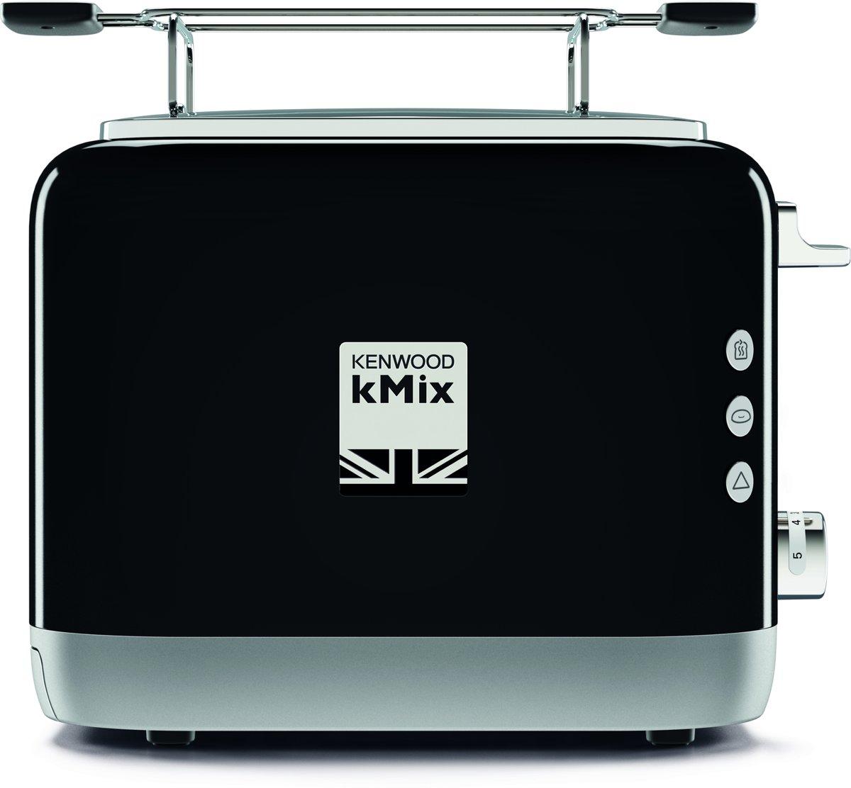Kenwood kMix TCX751BK Broodrooster - Zwart voor €59