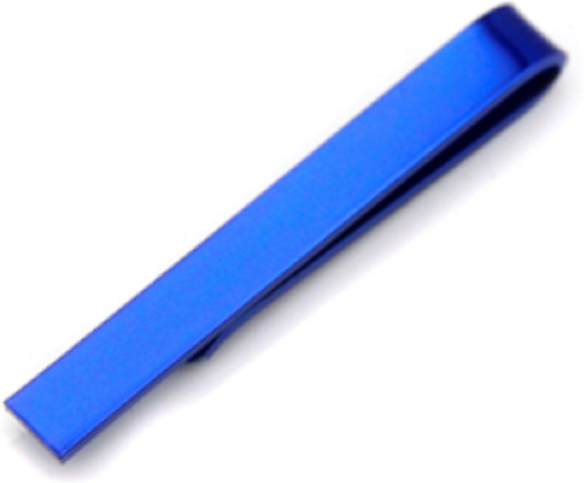 Dasspeld- Blauw- 43 mm- kopen