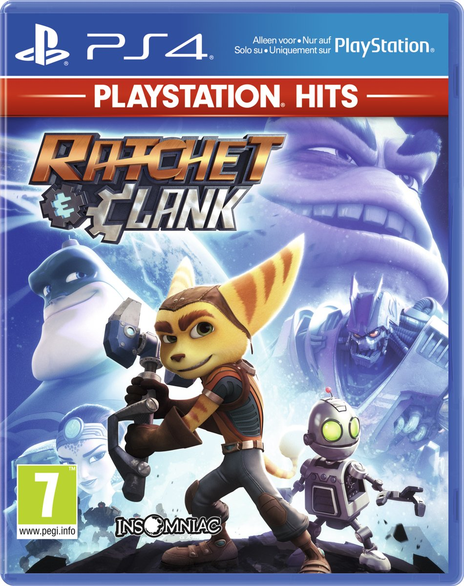 Ratchet & Clank - PlayStation Hits PlayStation 4