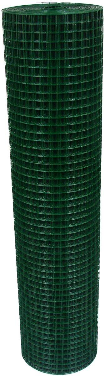 Volièregaas 19mm/1.45mm/100cm/25m Groen