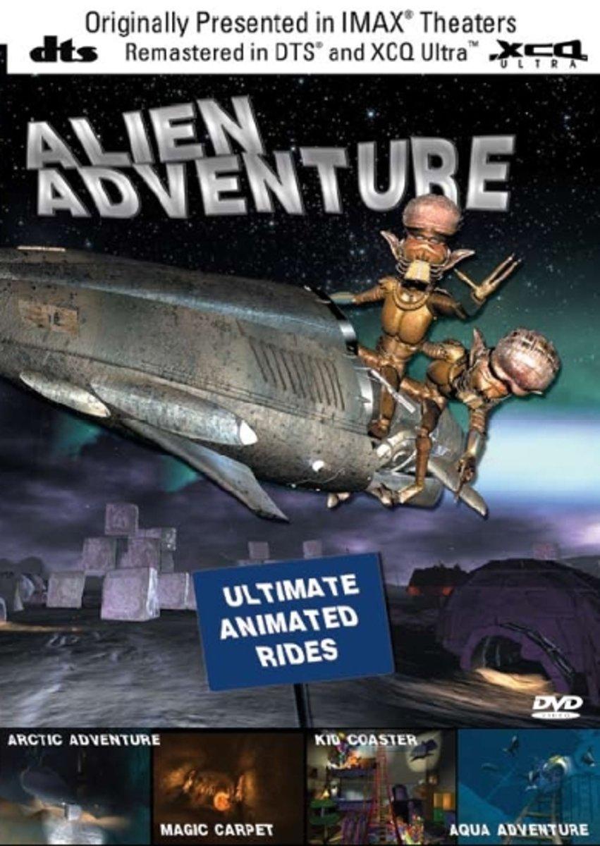 Alien Adventure kopen