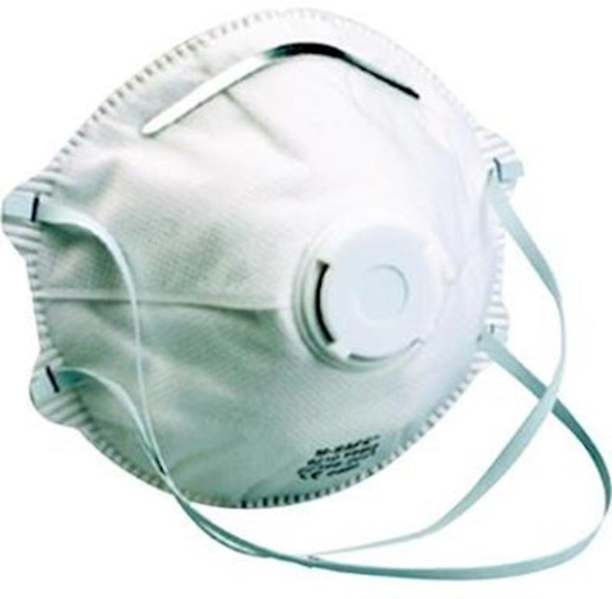 M-Safe masker FFP2 ventiel type 6210 kopen