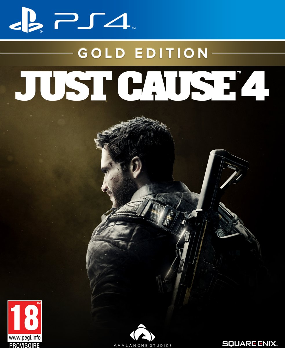 Just Cause 4 Gold Edition - PS4 kopen