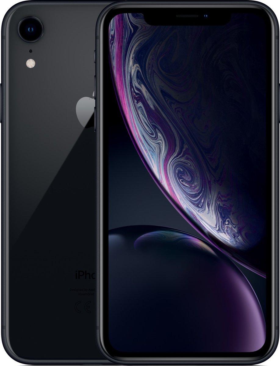 Apple iPhone XR - 128GB -  Zwart kopen