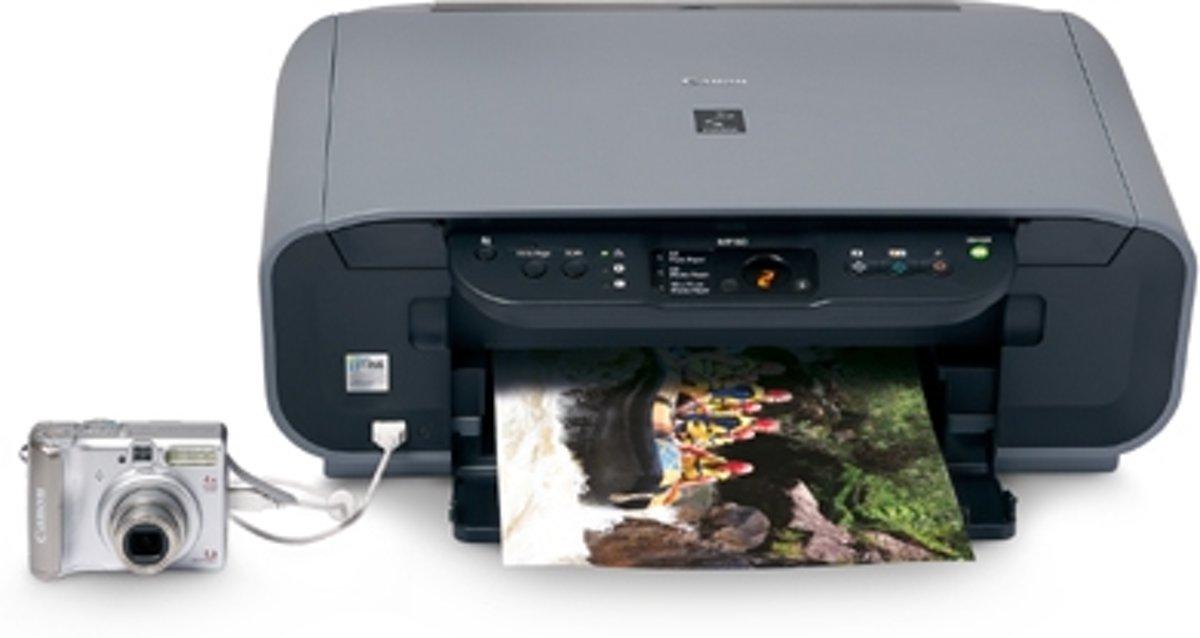 Canon PIXMA MP160 Printer Navigator Update