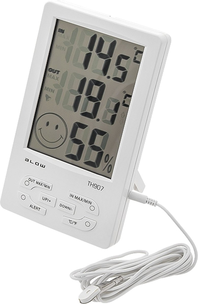 Thermometer Hygrometer Digitaal TH907 kopen
