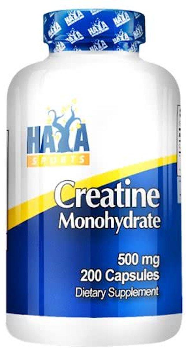 Sports Creatine Monohydrate 200caps kopen