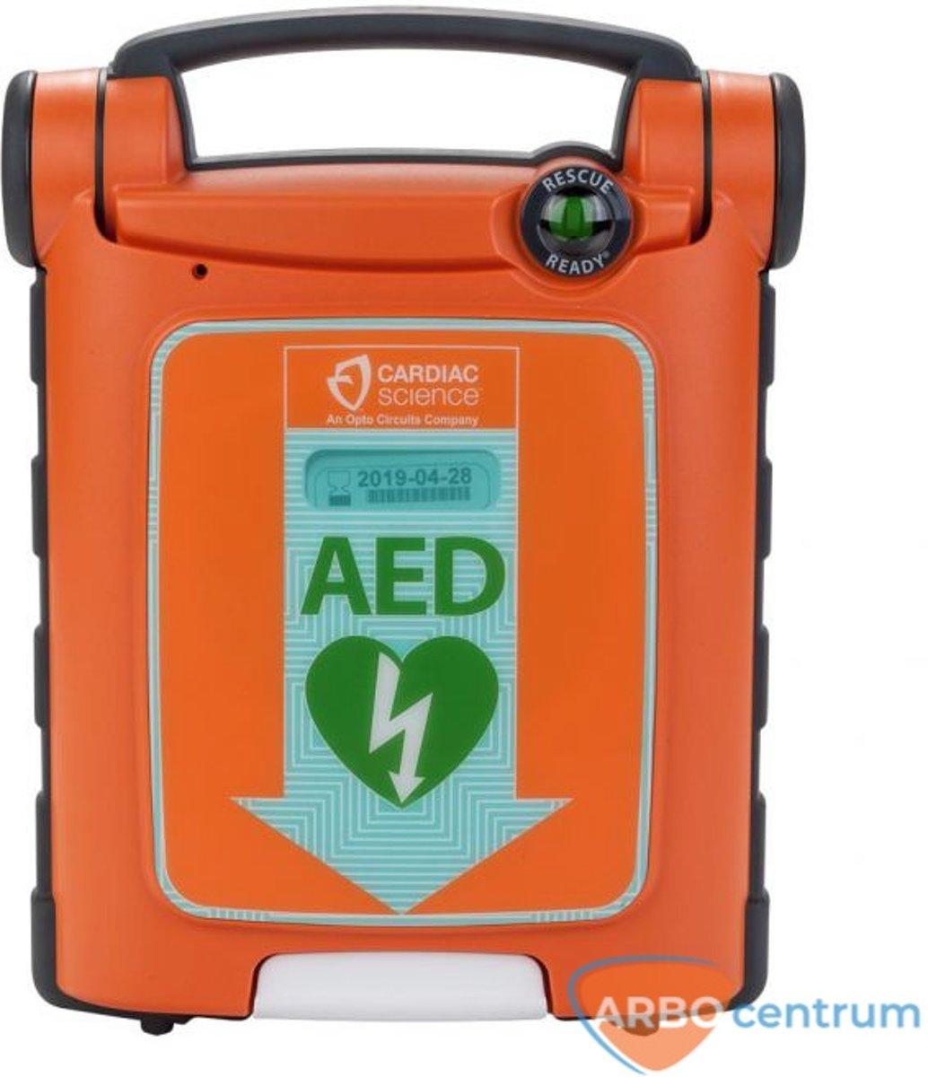 Foto van Cardiac Science G5 Volautomaat AED pakket