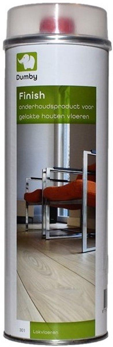 Dumby Finish voor gelakte vloeren - 1 liter kopen