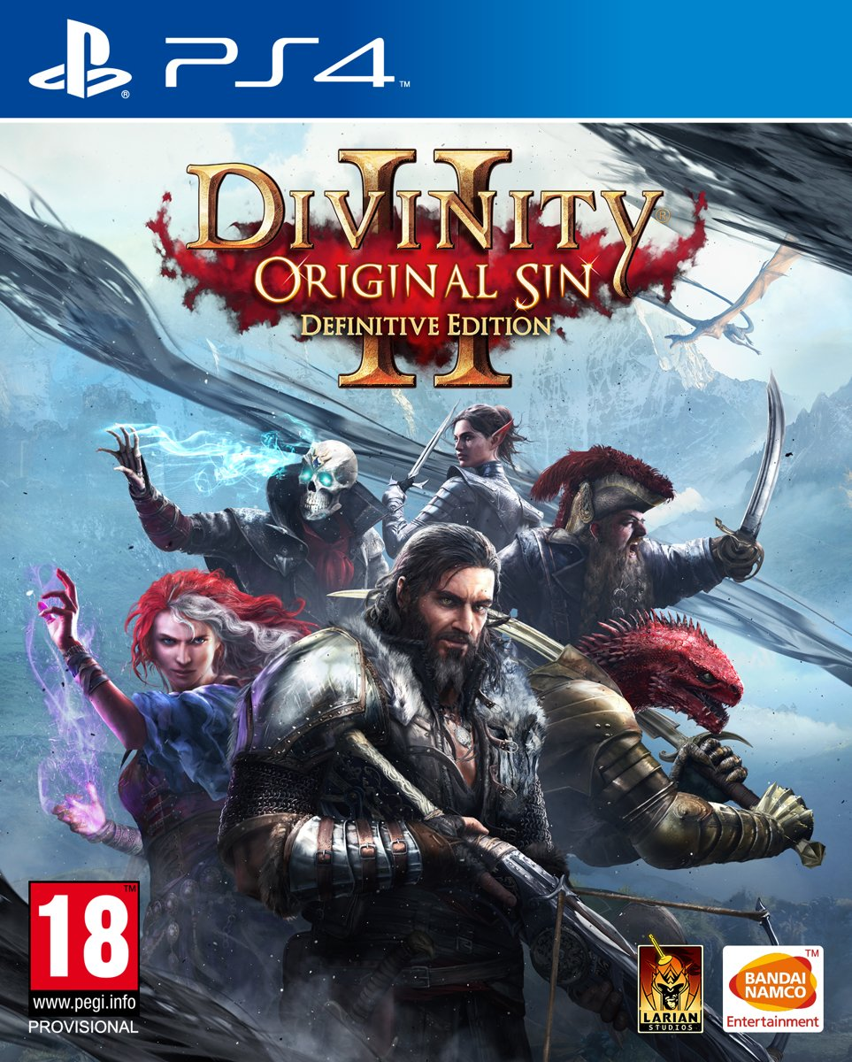 Divinity: Original Sin 2 Definitive Edition PlayStation 4