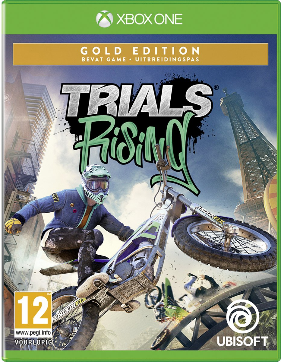 Trails Rising - Gold Edition Xbox One