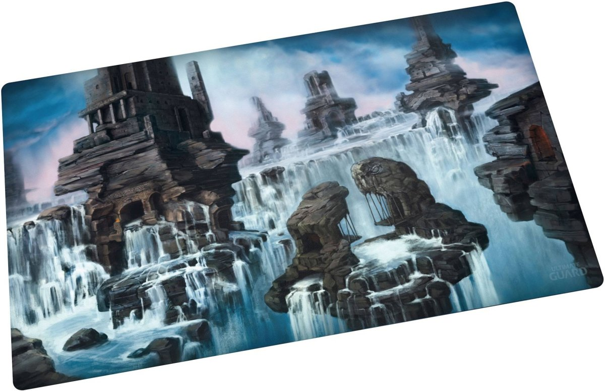 Ultimate Guard Play-Mat Lands Edition Island II 61 x 35 cm