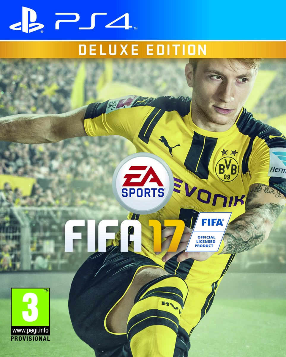 FIFA 17 - Deluxe Edition PlayStation 4