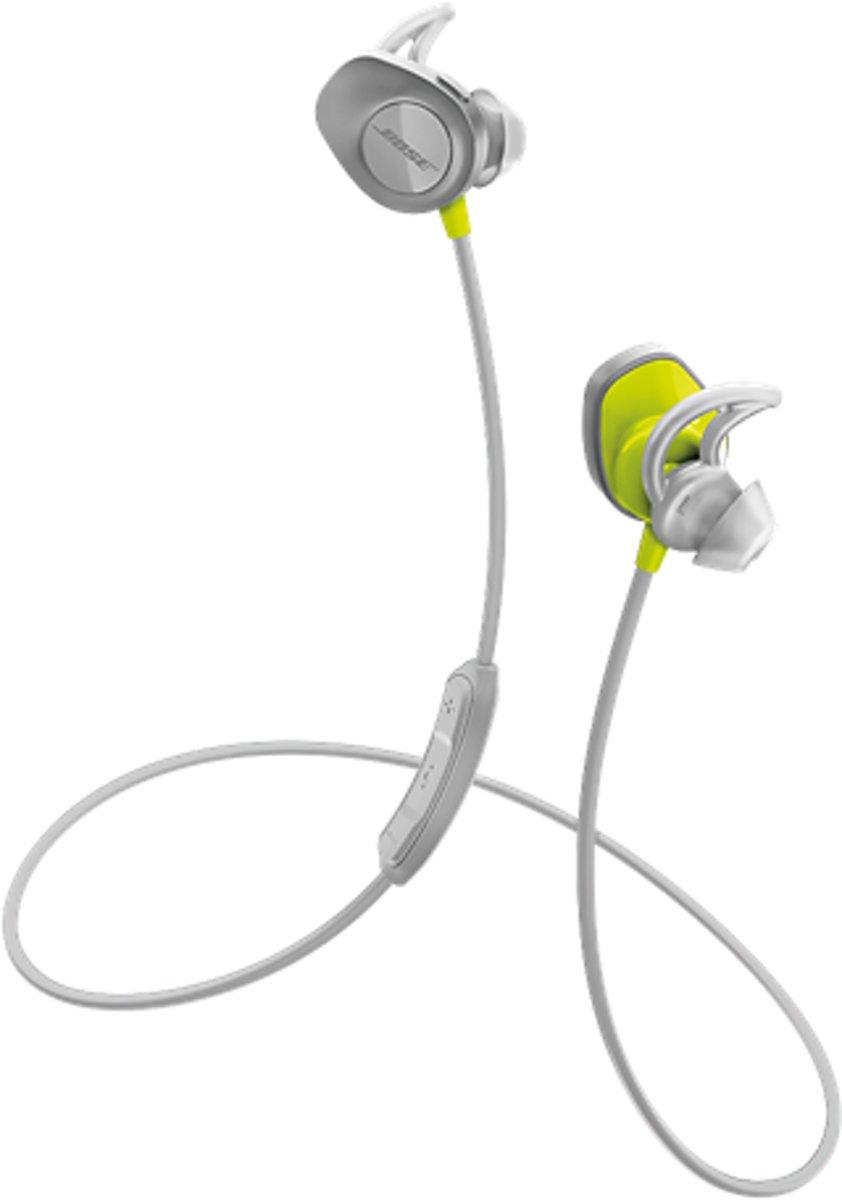 BOSE SoundSport wireless geel kopen