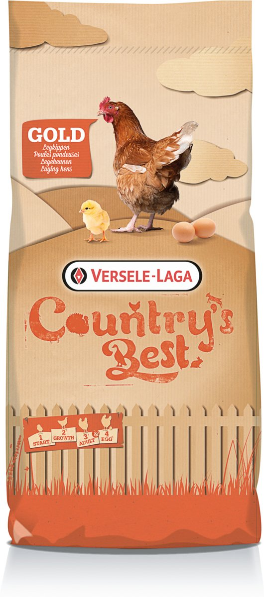 Versele-Laga Country`s Best Gold 4 Mash - 20 kg
