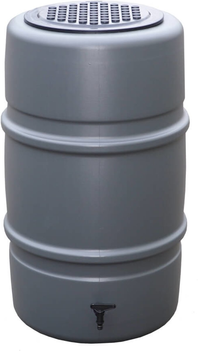 Harcostar 227 liter kunststof regenton antraciet kopen
