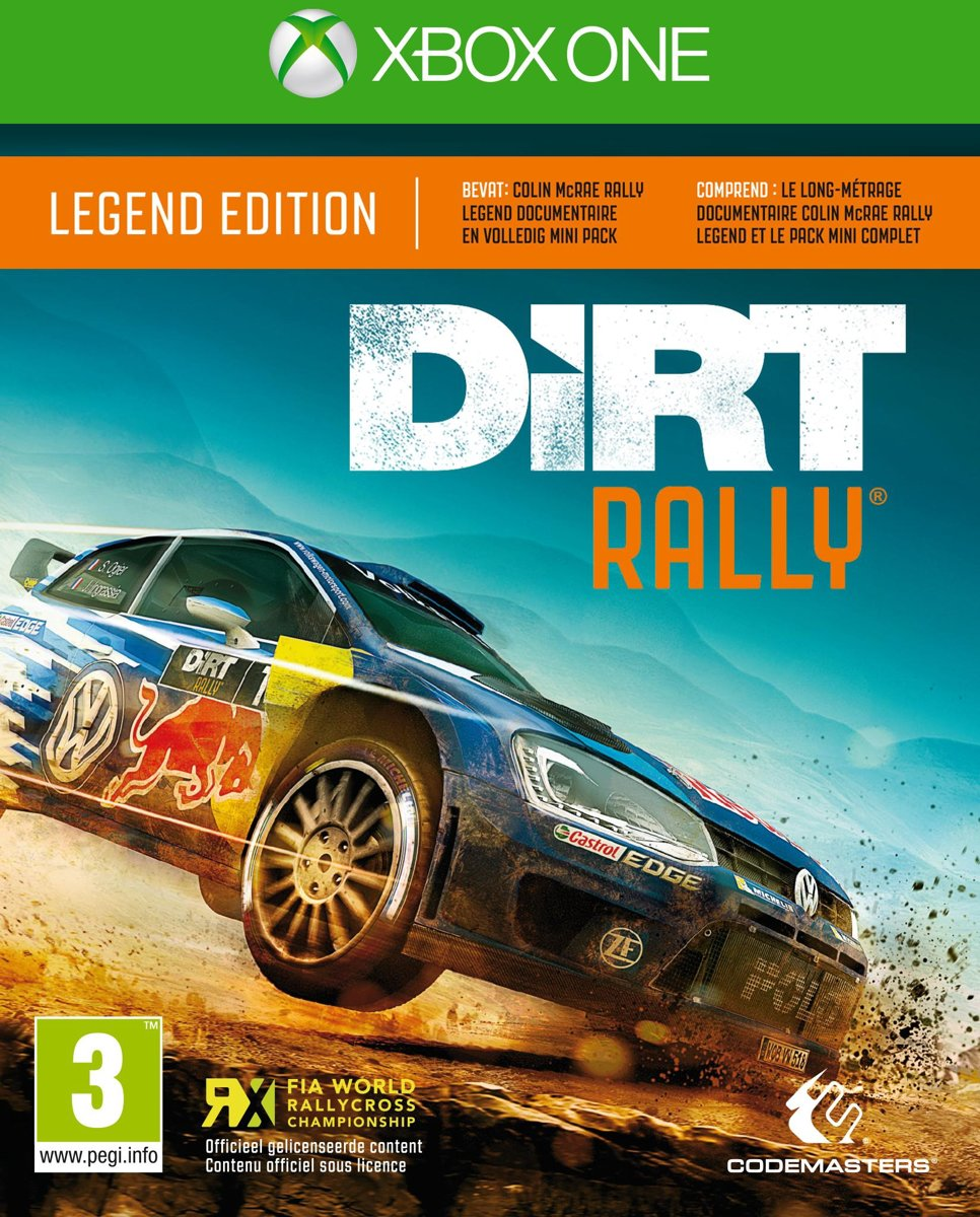 DiRT Rally - Legend Edition Xbox One