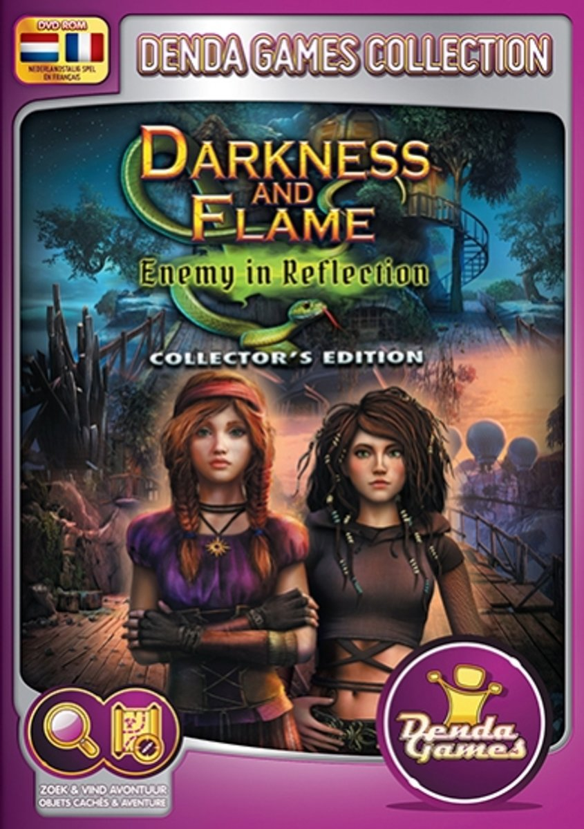 Darkness And Flame 4 - Enemy In Reflection (Collectors Edition) kopen