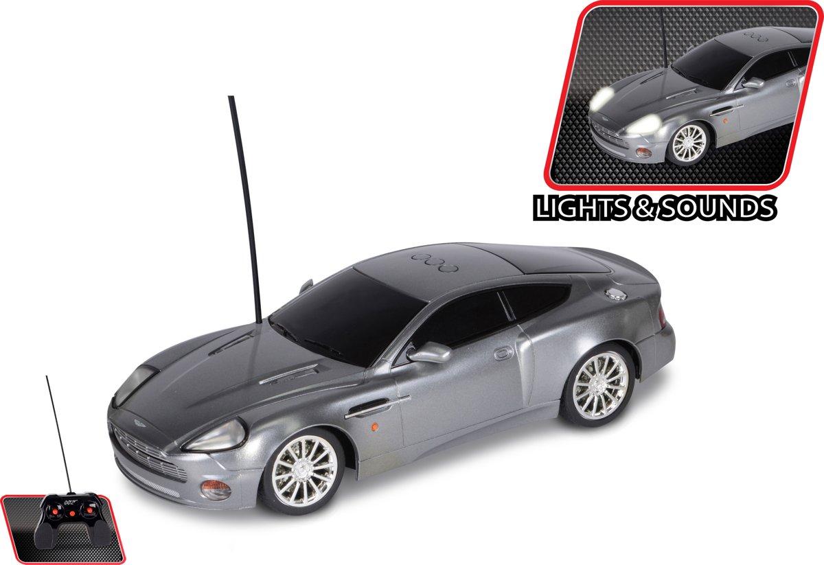 Nikko James Bond Aston Martin V12 Vanquish - Bestuurbare auto