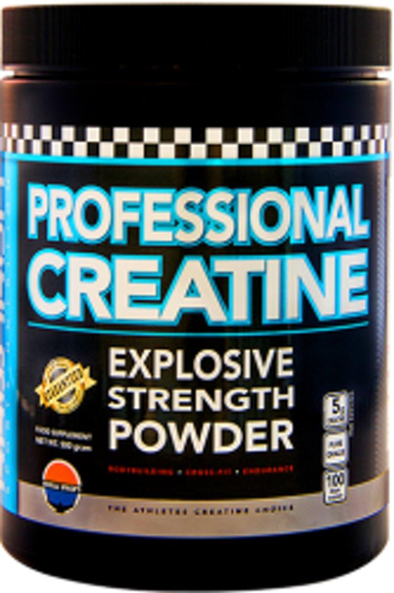 RAW IRON Professional Creatine kopen