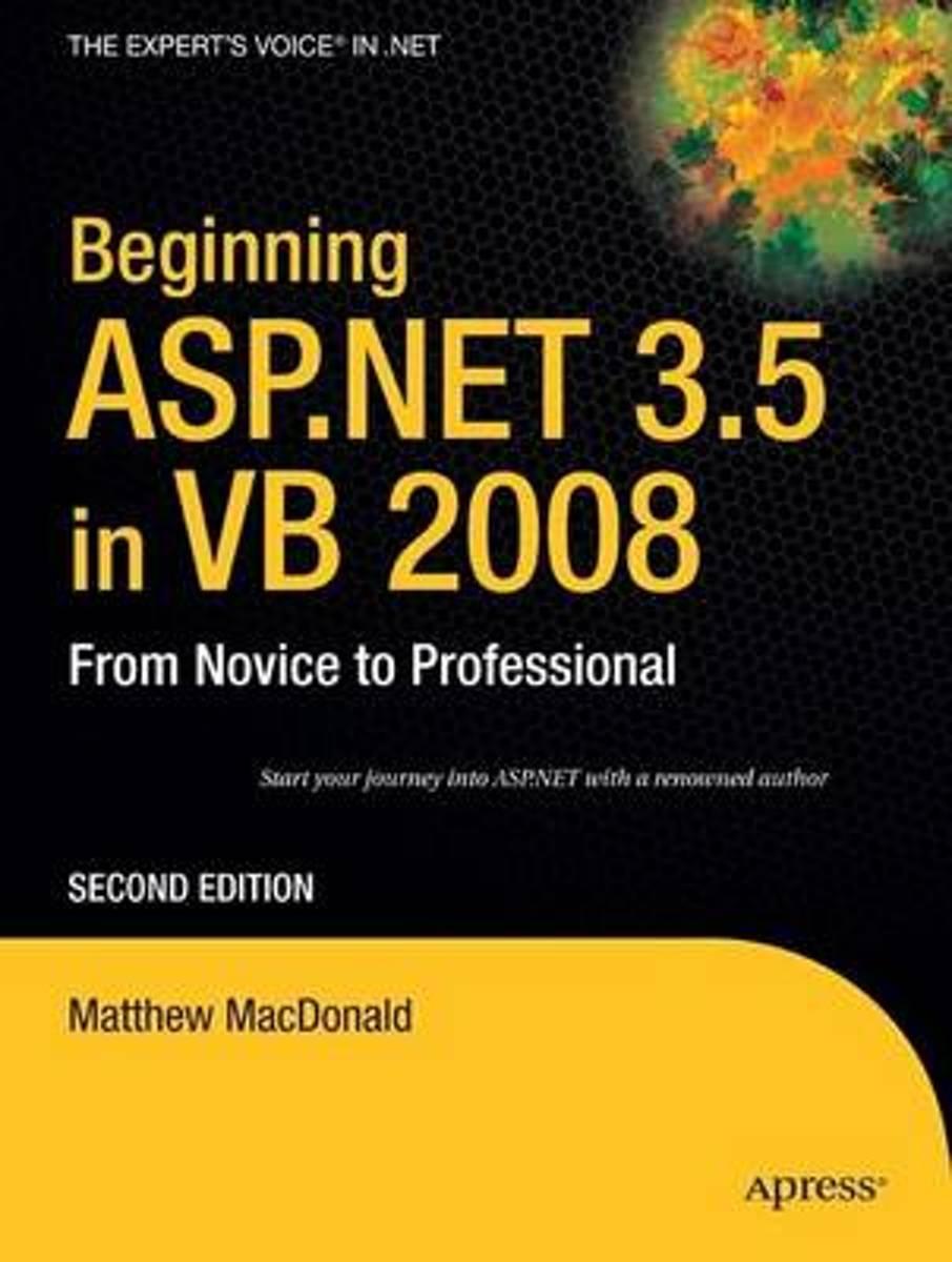Pro VB 2008 and the .NET 3.5 Platform