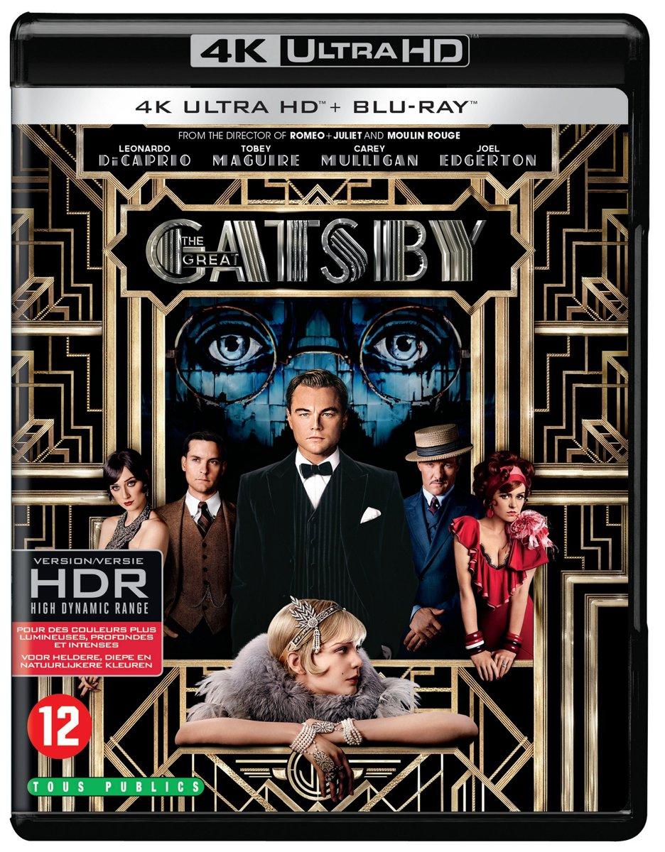 The Great Gatsby (2013) (4K UHD Blu-ray)-