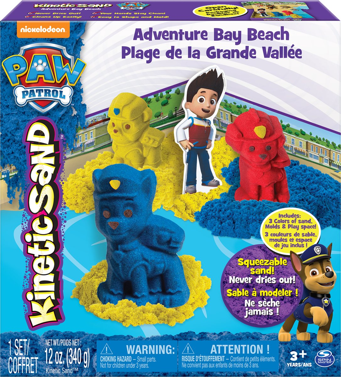 Kinetic Sand PAW Patrol - Speelzand