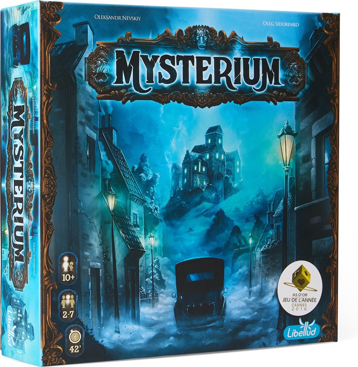 Mysterium NL/FR - Bordspel