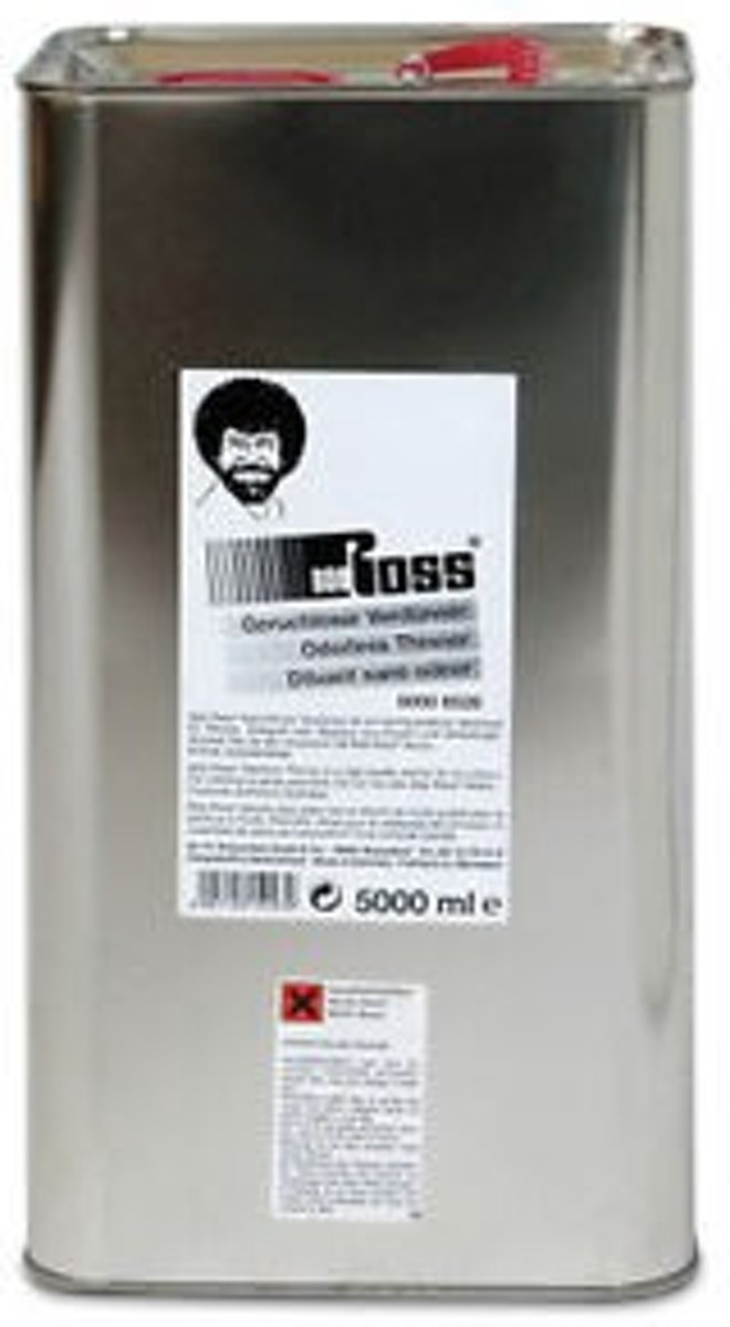Bob Ross reukloze thinner 5L kopen
