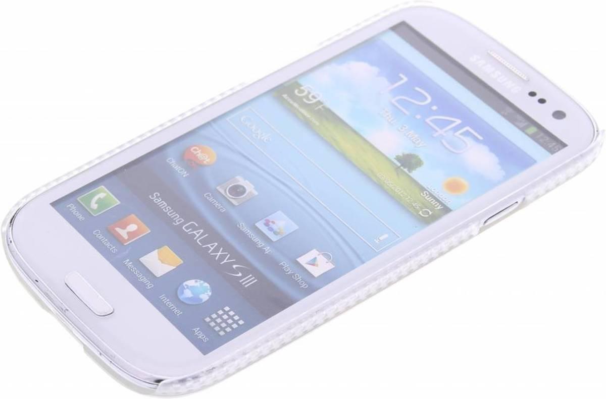 Design Papillon Élégant Étui Rigide Pour Samsung Galaxy S3 / Neo LKAnYC
